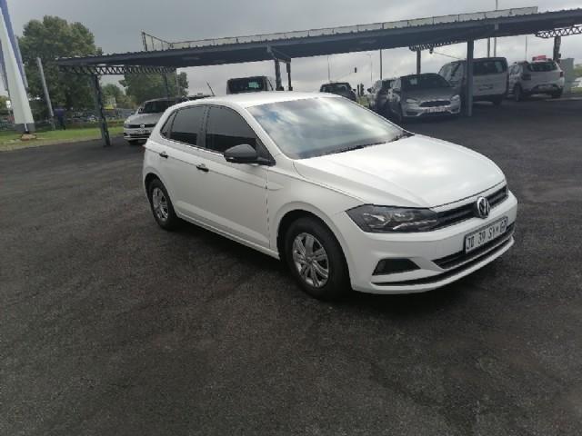 2019 Volkswagen Polo 1.0 TSI Trendline for sale - 1718-1353U70096