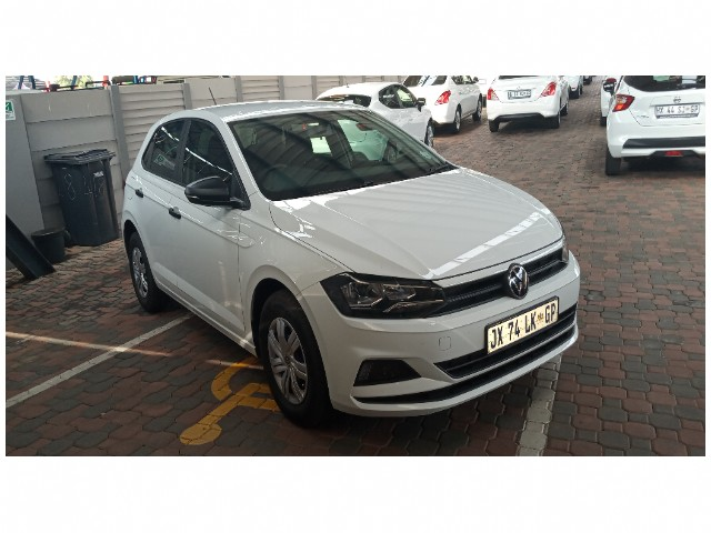 2021 Volkswagen Polo 1.0 TSI Trendline for sale - 1718-1353U70666
