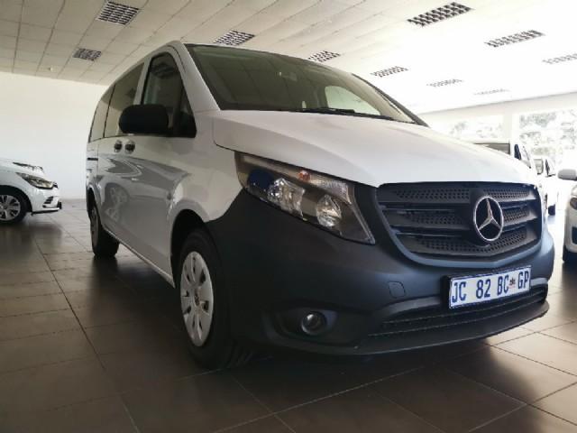 2019 Mercedes-Benz Vito 116 2.2 CDI Tourer Pro Auto for sale - 1719-13G3U01196