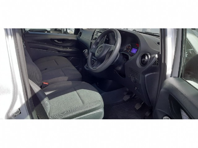 Automatic Mercedes-Benz Vito 2018 for sale