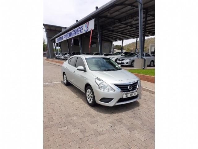 2019 Nissan Almera 1.5 Acenta Auto for sale - 1719-13G3U68153