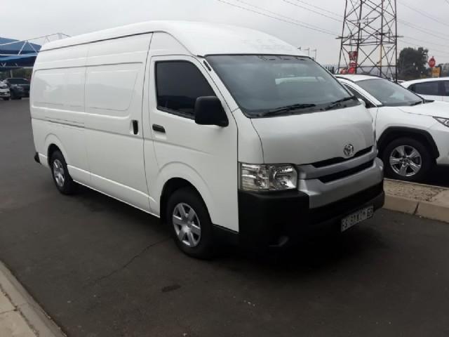 2017 Toyota Quantum 2.7 LWB Panel Van for sale - 1720-13Q1U01196