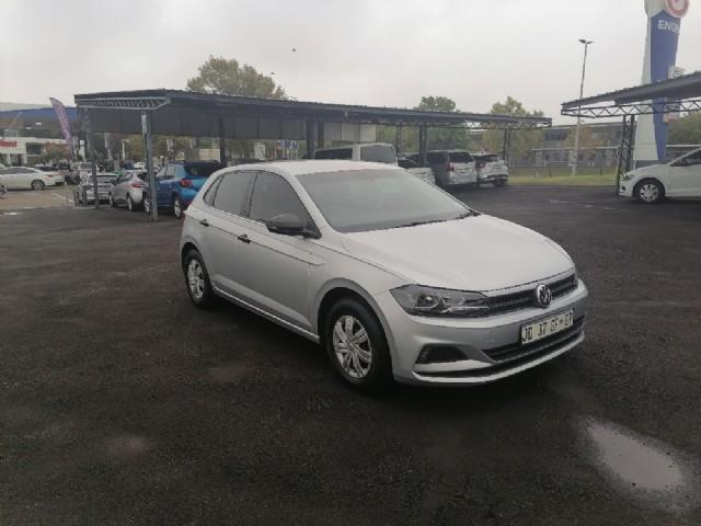 2019 Volkswagen Polo 1.0 TSI Trendline for sale - 1720-13Q1U70209