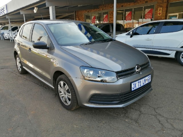 2021 Volkswagen Polo Vivo 1.4 Trendline 5 Door for sale - 1720-13Q1U70602
