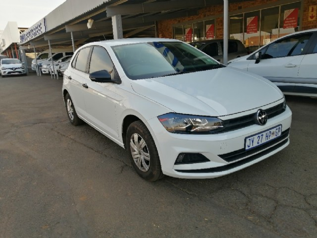 2021 Volkswagen Polo 1.0 TSI Trendline for sale - 1720-13Q1U70893