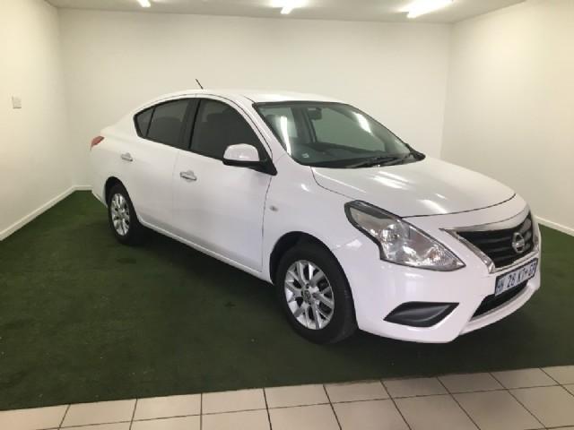 2018 Nissan Almera 1.5 Acenta Auto for sale - 1721-13L2U38139