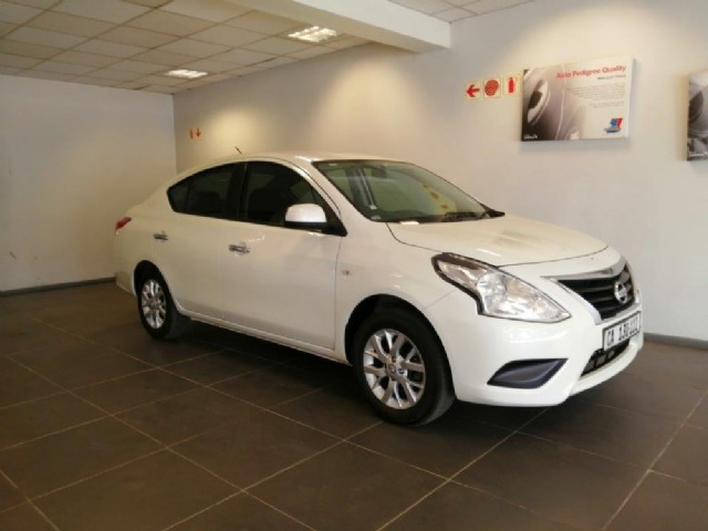 2019 Nissan Almera 1.5 Acenta Auto for sale - 1721-13L2U64861