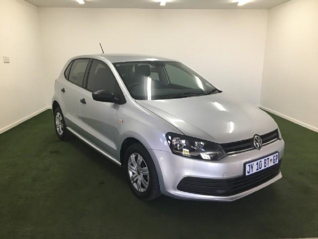 2021 Volkswagen Polo Vivo 1.4 Trendline 5 Door for sale - 1721-13L2U70792