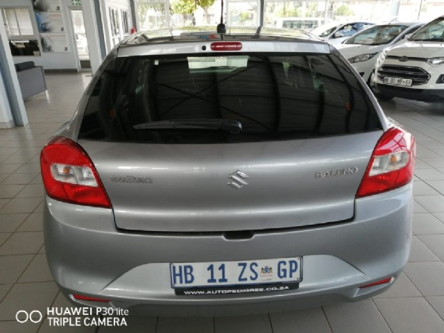 Used Suzuki Baleno 2017 for sale