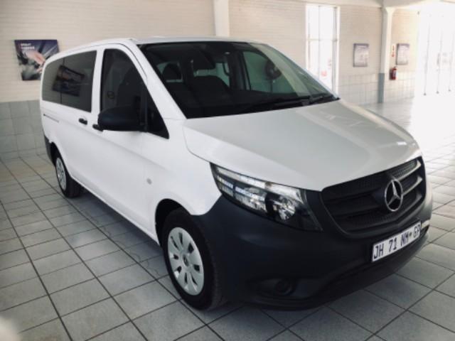 2019 Mercedes-Benz Vito 116 2.2 CDI Tourer Pro Auto for sale - 1722-13E2U00572