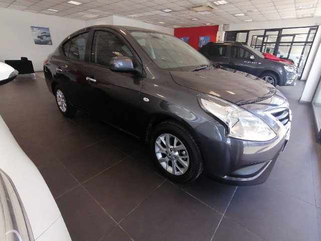 2019 Nissan Almera 1.5 Acenta Auto for sale - 1722-13E2U65635