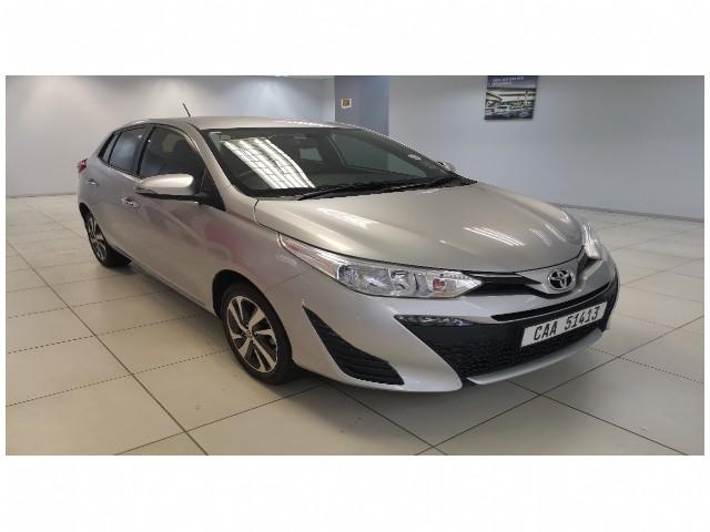 2019 Toyota Yaris 1.5 XS CVT 5 Door for sale - 1722-13E2U66981