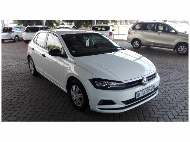 2019 Volkswagen Polo 1.0 TSI Trendline for sale - 1724-13B3U00946