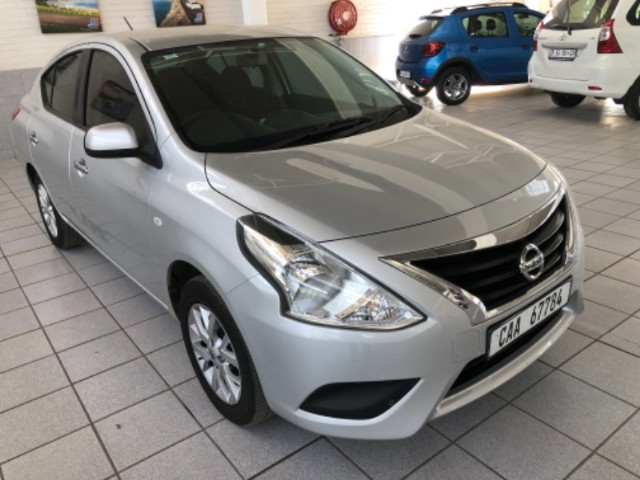 2019 Nissan Almera 1.5 Acenta Auto for sale - 1724-13B3U67060
