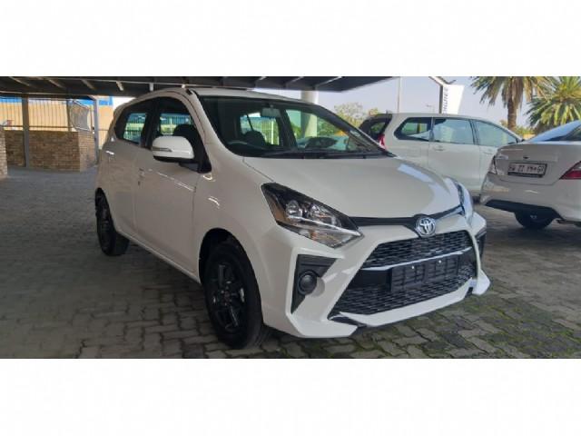 2021 Toyota Agya 1.0 Auto for sale - 1725-13G1U00772