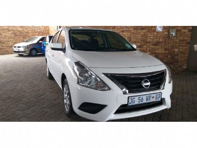 2019 Nissan Almera 1.5 Acenta Auto for sale - 1725-13G1U67498