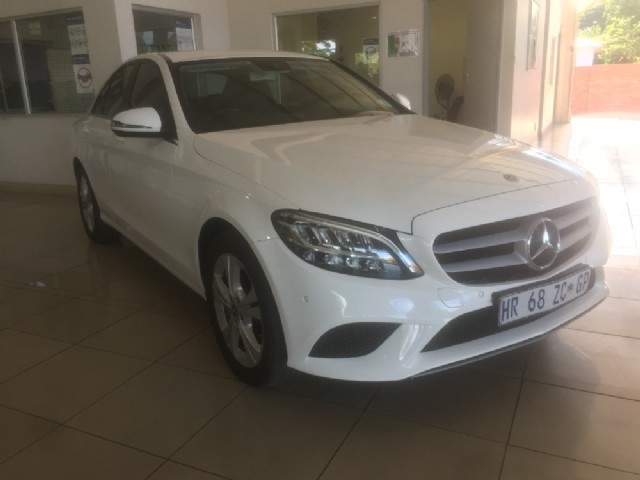 2018 Mercedes-Benz C Class 180 Auto for sale - 1727-13E1U01292