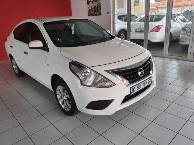 2019 Nissan Almera 1.5 Acenta Auto for sale - 1727-13E1U66417