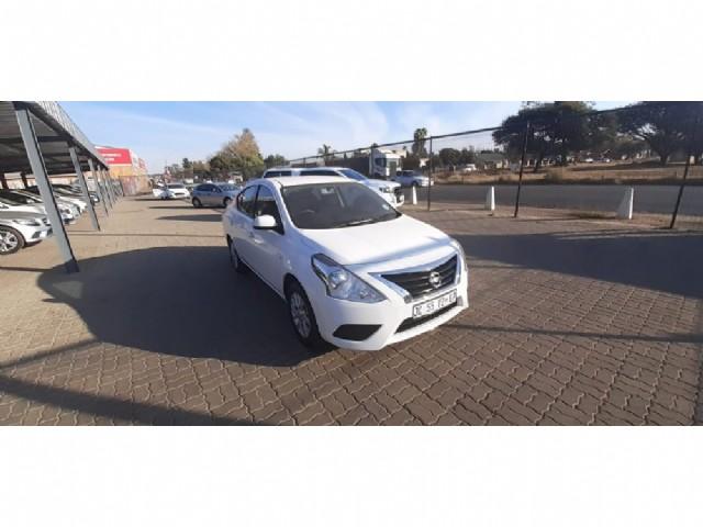 2019 Nissan Almera 1.5 Acenta Auto for sale - 1728-13Q2U00453