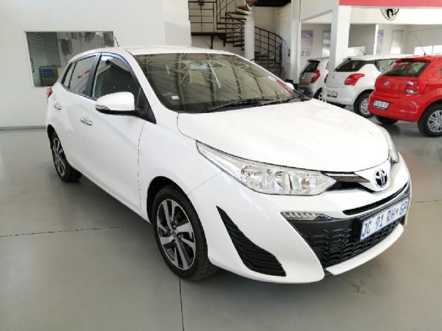 2019 Toyota Yaris 1.5 XS 5 Door for sale - 1729-13M1U65684