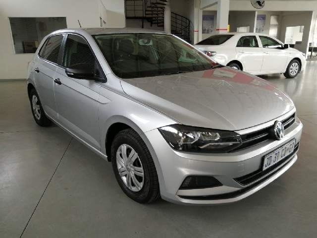 2019 Volkswagen Polo 1.0 TSI Trendline for sale - 1729-13M1U69946