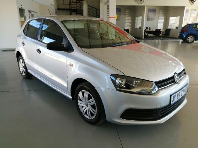 2021 Volkswagen Polo Vivo 1.4 Trendline 5 Door for sale - 1729-13M1U70796