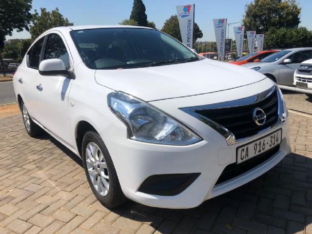 2019 Nissan Almera 1.5 Acenta Auto for sale - 1730-13J4U64820