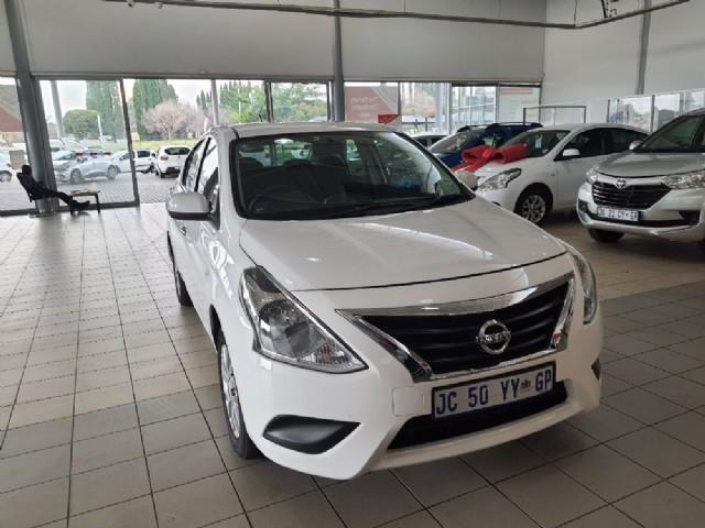 2019 Nissan Almera 1.5 Acenta Auto for sale - 1732-13N3U67501