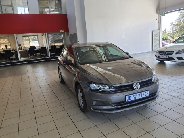 2019 Volkswagen Polo 1.0 TSI Trendline for sale - 1732-13N3U69912
