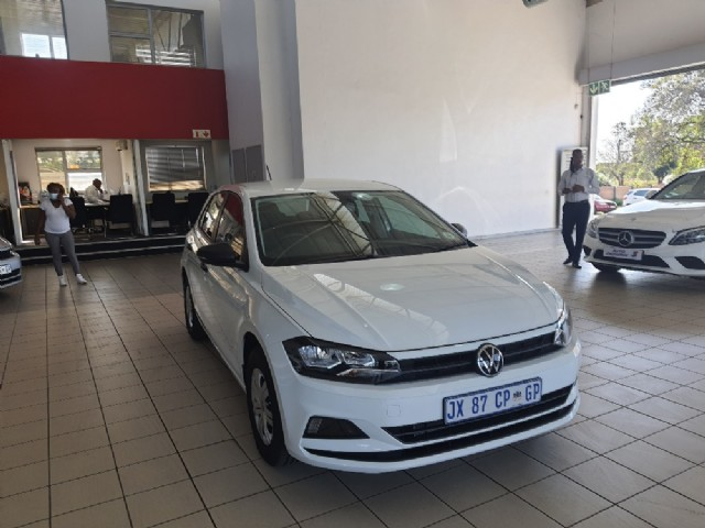 2021 Volkswagen Polo 1.0 TSI Trendline for sale - 1732-13N3U70671