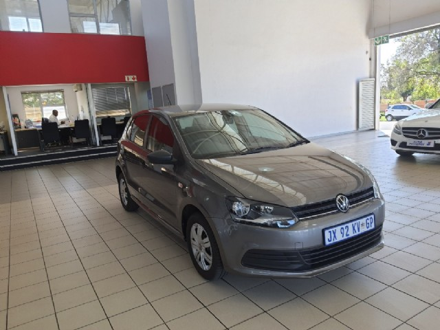 2021 Volkswagen Polo Vivo 1.4 Trendline 5 Door for sale - 1732-13N3U70703