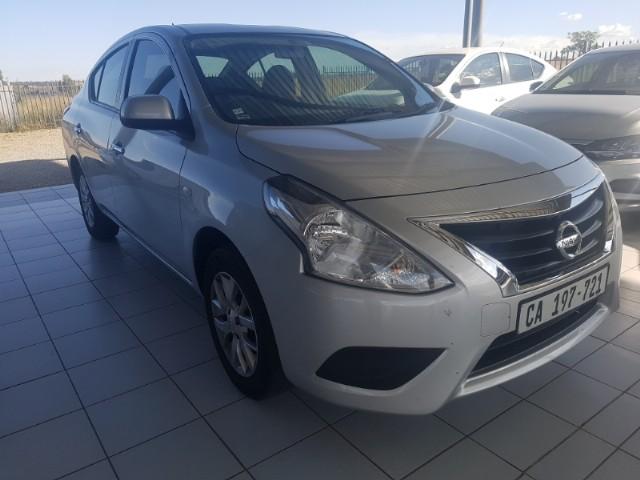 2018 Nissan Almera 1.5 Acenta Auto for sale - 1733-13K3U62504