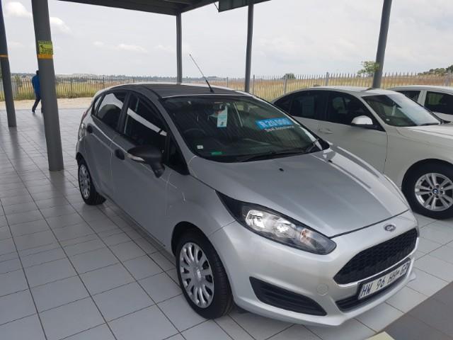 2017 Ford Fiesta 1.4 Ambiente 5 Door for sale - 1733-13K3U64494
