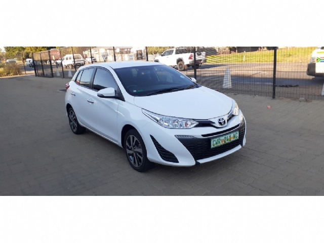 Toyota Yaris - 2019 for sale - 1734-1382U00091