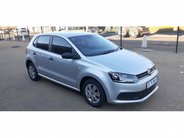 2021 Volkswagen Polo Vivo 1.4 Trendline 5 Door for sale - 1734-1382U70604