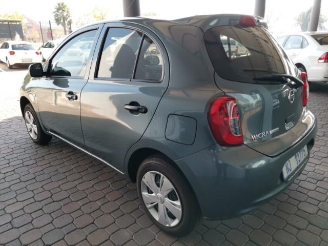 Nissan Micra 2019 for sale in Gauteng,