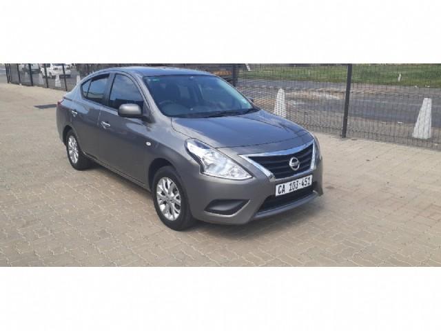 2019 Nissan Almera 1.5 Acenta Auto for sale - 1737-13S3U64501