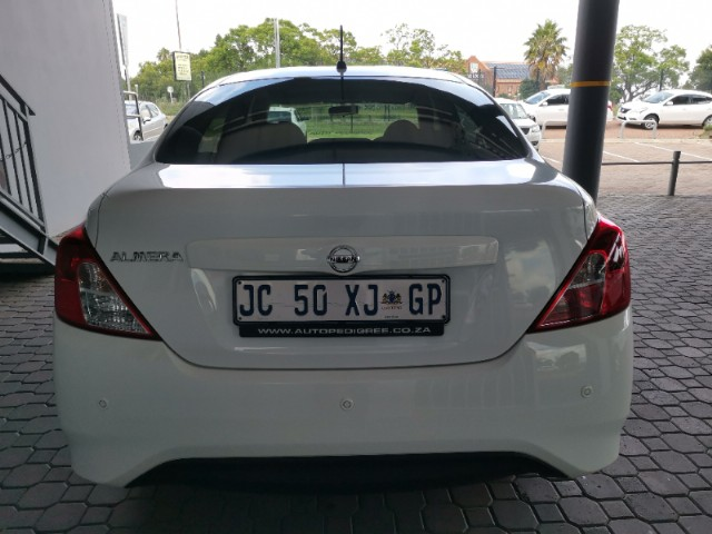 Used Nissan Almera 2019 for sale