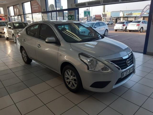 2018 Nissan Almera 1.5 Acenta Auto for sale - 1738-13S4U00697