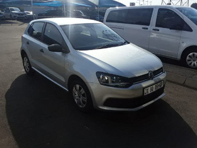 2021 Volkswagen Polo Vivo 1.4 Trendline 5 Door for sale - 1738-13S4U09744