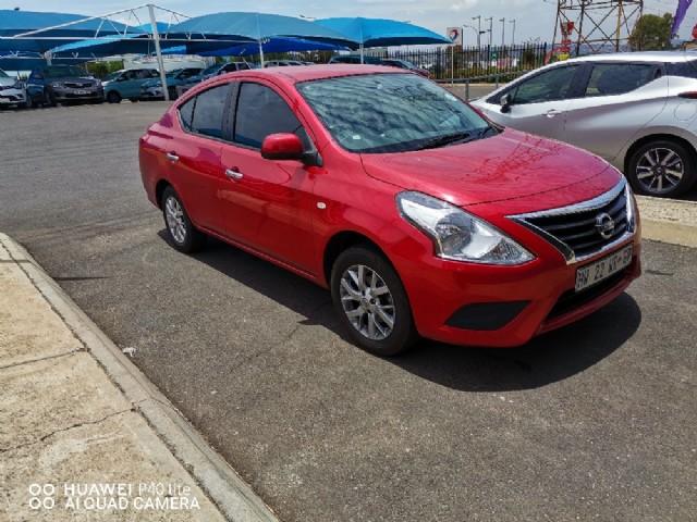 2019 Nissan Almera 1.5 Acenta Auto for sale - 1738-13S4U64824