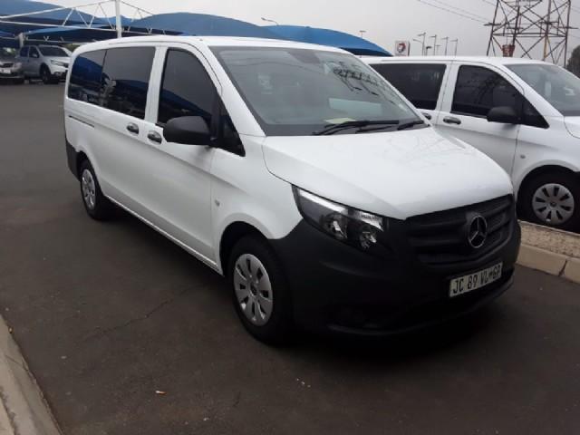 2019 Mercedes-Benz Vito 116 2.2 CDI Tourer Pro Auto for sale - 1738-13S4U67783