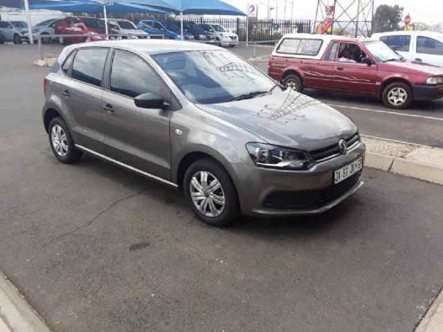 2021 Volkswagen Polo Vivo 1.4 Trendline 5 Door for sale - 1738-13S4U70673