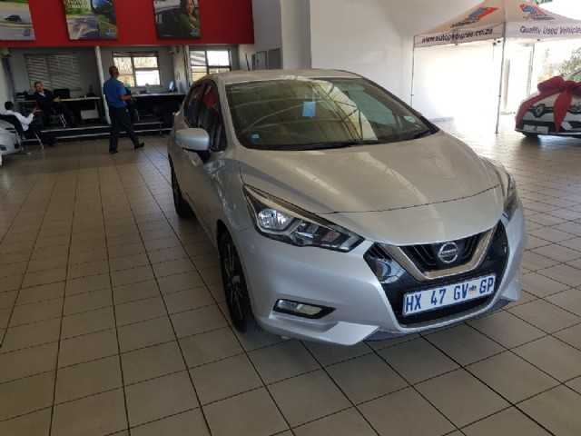 2019 Nissan Micra 900T Acenta for sale - 1739-13E4U54298