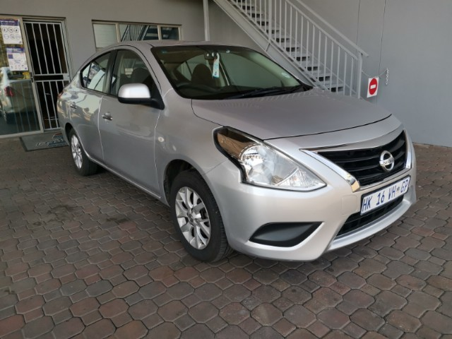 2018 Nissan Almera 1.5 Acenta Auto for sale - 1740-13T1U00184