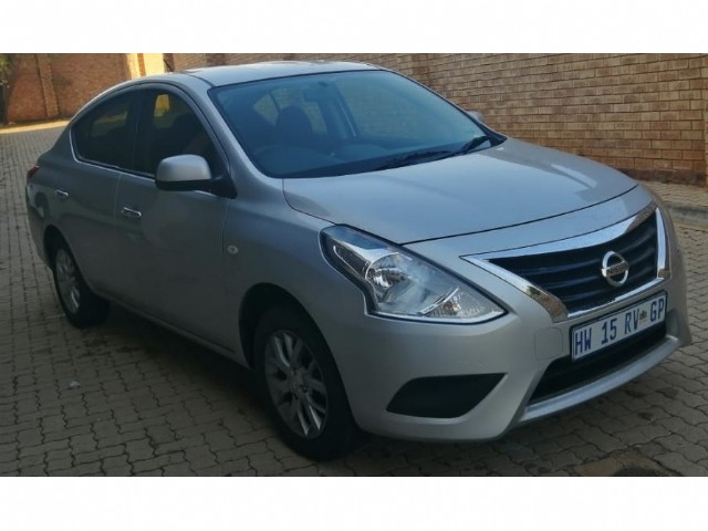 2019 Nissan Almera 1.5 Acenta Auto for sale - 1740-13T1U02153