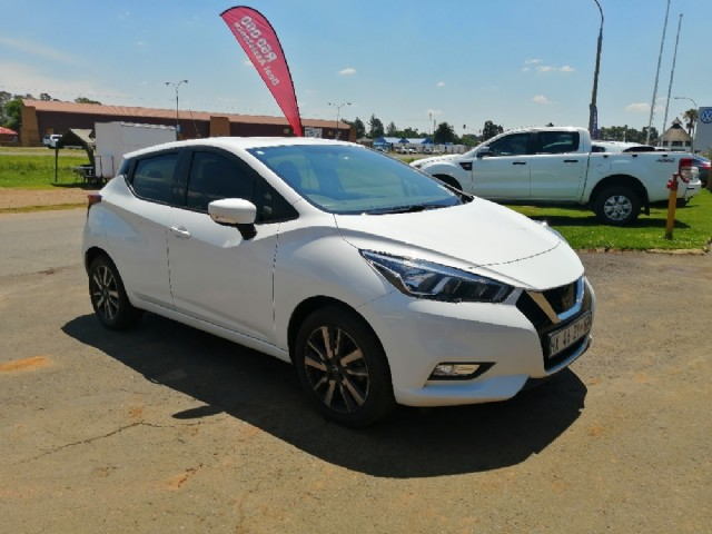 2019 Nissan Micra 900T Acenta for sale - 1740-13T1U04857