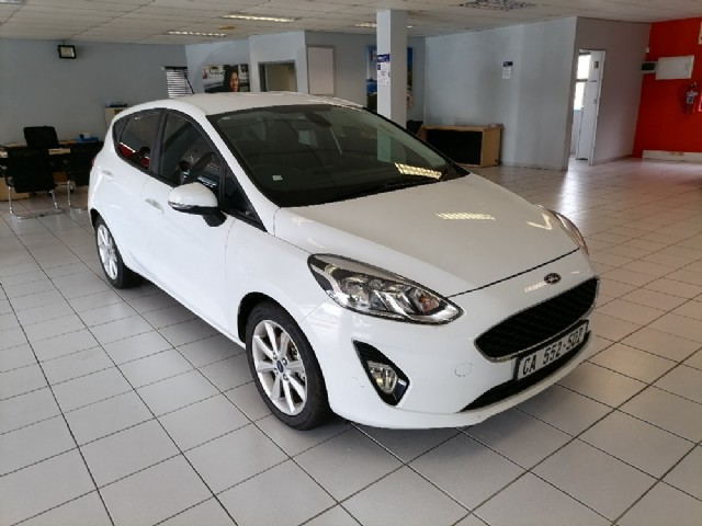 2018 Ford Fiesta 1.0 Ecoboost Trend 5 Door for sale - 1740-13T1U06236