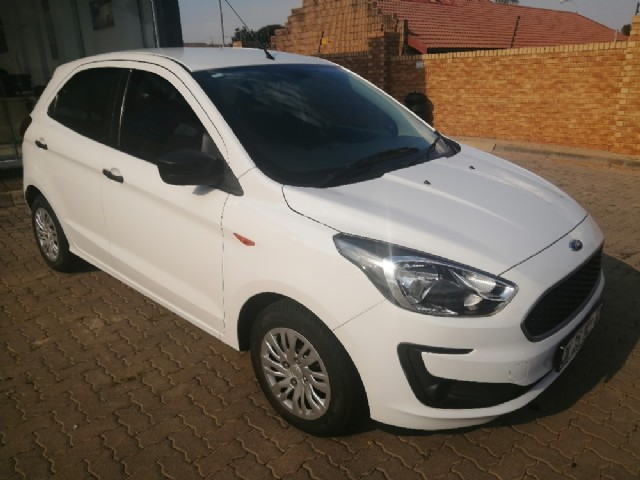 2020 Ford Figo 1.5Ti VCT Ambiente 5 Door for sale - 1740-13T1U45727