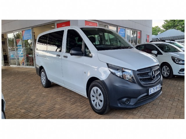 2019 Mercedes-Benz Vito 116 2.2 CDI Tourer Pro Auto for sale - 1740-13T1U46023